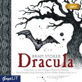 Dracula, 1 MP3-CD Cover