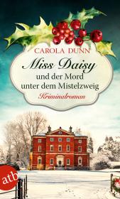 Miss Daisy und der Mord unter dem Mistelzweig Cover