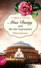 Miss Daisy und die tote Sopranistin Cover