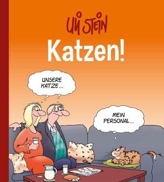 Katzen Uli Stein 9783830335122 Bücher Comics Cartoons