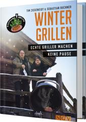 Sauerländer BBCrew Wintergrillen Cover