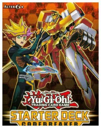 Yu-Gi-Oh!, Starter 2018 Codebreaker DE (Sammelkartenspiel)