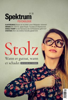Spektrum Psychologie 1/2018 - Stolz