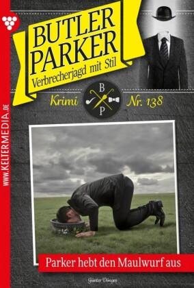 Butler Parker 138 - Kriminalroman
