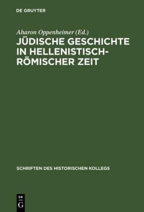 Jüdische Geschichte in hellenistisch-römischer Zeit