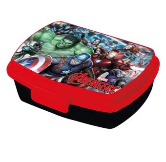 Avengers Brotdose mit Einsatz