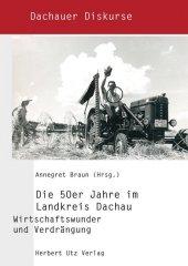 Die 50er Jahre im Landkreis Dachau Cover