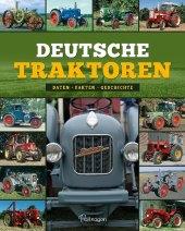 Deutsche Traktoren Cover