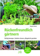 Rückenfreundlich gärtnern Cover