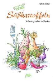 Süßkartoffeln - fantastisch vegetarisch Cover