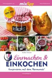 mixtipp: Einmachen & Einkochen Cover