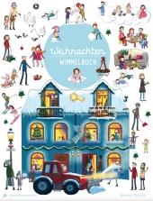 Weihnachten - Wimmelbuch Cover