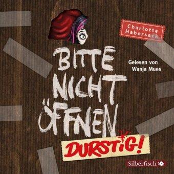 Durstig!, 2 Audio-CDs