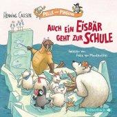 Auch ein Eisbär geht zur Schule, 1 Audio-CD Cover