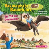 Im Tal der Dinosaurier, 1 Audio-CD Cover