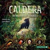 Die Wächter des Dschungels, 5 Audio-CDs