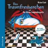 Das Traumfresserchen / Das kleine Lumpenkasperle, 1 Audio-CD