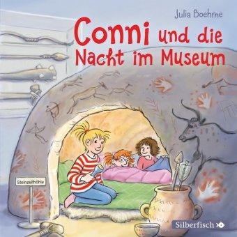 Conni und die Nacht im Museum, 1 Audio-CD