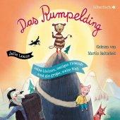 Das Rumpelding, seine kleinen, mutigen Freunde und die große, weite Welt, 1 Audio-CD Cover