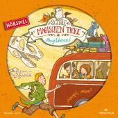 Die Schule der magischen Tiere - Abgefahren! Das Hörspiel, 1 Audio-CD Cover