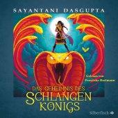 Das Geheimnis des Schlangenkönigs, 4 Audio-CDs