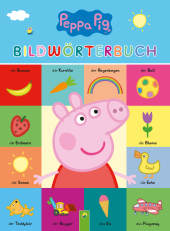 Peppa Pig Bildwörterbuch Cover