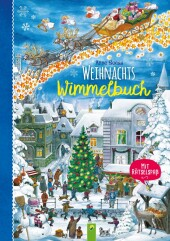 Weihnachtswimmelbuch Cover