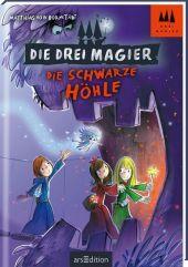 Die drei Magier - Die schwarze Höhle
