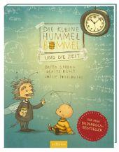 Die kleine Hummel Bommel und die Zeit Cover