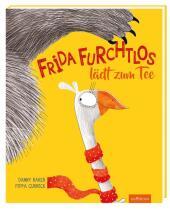 Frida Furchtlos lädt zum Tee Cover