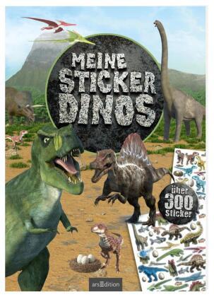 Meine Sticker-Dinos