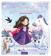 Prinzessin Schneeflöckchen und der Schneesturm