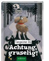 Tiergeister AG - Achtung, gruselig! Cover