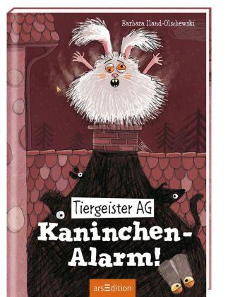 Tiergeister AG - Kaninchen-Alarm! (Tiergeister AG 2)