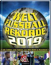 Welt-Fußball-Rekorde 2019 Cover