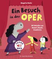 Ein Besuch in der Oper, m. Soundeffekten Cover