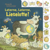 Laterne, Laterne, Lieselotte! Cover