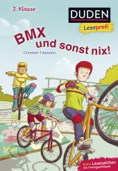 BMX und sonst nix Cover