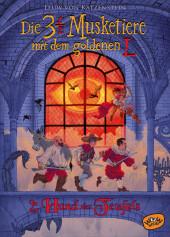 Die dreieinhalb Musketiere mit dem goldenen L. In der Hand des Teufels (Bd. 2)