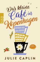 Das kleine Café in Kopenhagen Cover