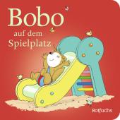 Bobo auf dem Spielplatz Cover