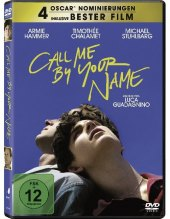 Call me by your name, 1 DVD Cover