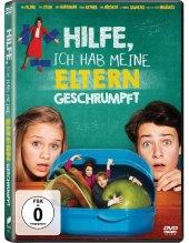 Hilfe, ich hab meine Eltern geschrumpft, 1 DVD Cover