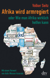 Afrika wird armregiert oder Wie man Afrika wirklich helfen kann Cover