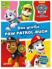 PAW Patrol - Das große PAW-Patrol-Buch Cover