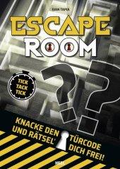 Escape Room - Knacke den Türcode und rätsel dich frei!
