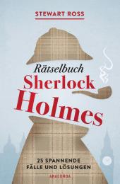 Rätselbuch Sherlock Holmes Cover