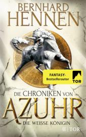 Die Chroniken von Azuhr - Die Weiße Königin Cover