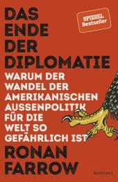 Das Ende der Diplomatie Cover