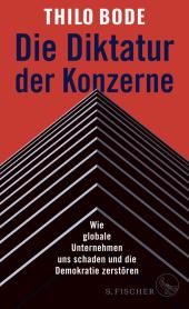 Die Diktatur der Konzerne Cover